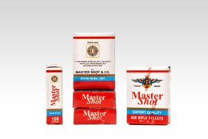 MASTER SHOT EXPORT QUALITY ROUND HEAD PELLETS 0.22 / 5.5 MM