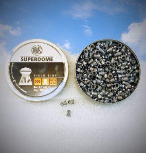 RWS SUPERDOME PELLETS