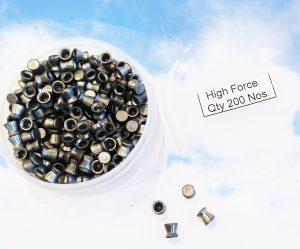 G.SMITH & CO. HIGH FORCE  PELLETS FOR AIR GUN .22/5.5MM
