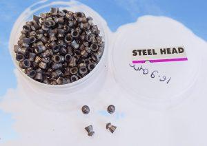 G.SMITH & CO. STEEL HEAD PELLETS FOR AIR GUN .22/5.5MM